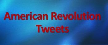 American Revolution Tweets