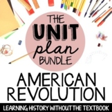 American Revolution UNIT (without passages)