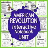 Causes of American Revolution Activities & Revolutionary War Battles–ALL Content