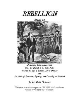 Podcast Interactive: The American Revolution Lesson 2