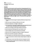 American Revolution Unit Overview Scope