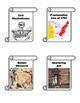 American Revolution Vocabulary Matching Cards
