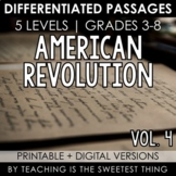 American Revolution: Passages (Vol. 4)