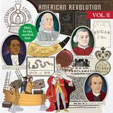 American Revolution Vol. II Clip Art