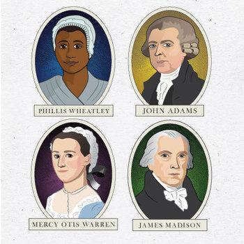 American Revolution Vol. III Clipart