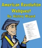 American Revolution Webquest