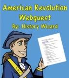 American Revolution Webquest