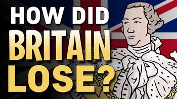 American Revolution- Why did Britain lose - 1
