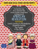 American Revolution Writing Prompts