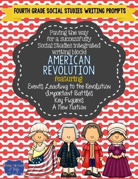 American Revolution Writing Prompts