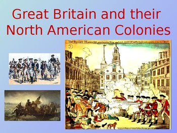 American Revolution and Enlightenment Ideas