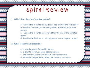 American Revolution in SC: PowerPoint, plans, homework, quiz, test