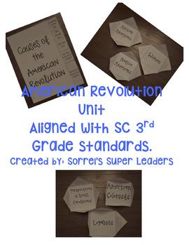 American Revolution in South Carolina