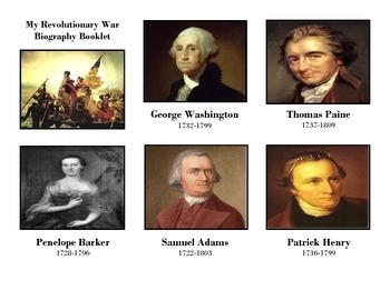 American Revolutionary Voki Character