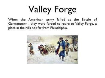American Revolutionary War - Battle Of Germantown PowerPoint