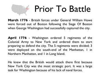 American Revolutionary War - Battle Of Long Island PowerPoint