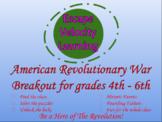 American Revolutionary War Breakout Game