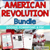 Revolutionary War American Revolution Bundle