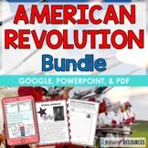 Revolutionary War American Revolution Bundle