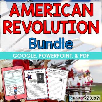 Revolutionary War American Revolution