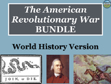 Revolutionary War Bundle for World History