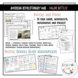 American Revolutionary War | Digital and Print