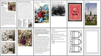 American Revolutionary War Handout Pack