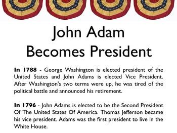 American Revolutionary War - John Adams PowerPoint