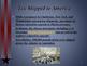 American Revolutionary War - The Boston Tea Party