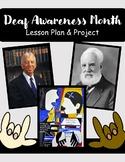 American Sign Language ASL 1 | Deaf Awareness Month Projec