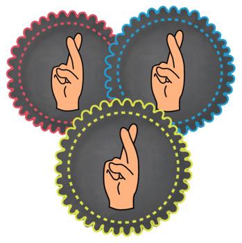 American Sign Language (ASL) ABC's Framed