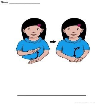 American Sign Language (ASL) BUNDLE - Food, Drinks, Colors, & Toys