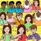 Family Terms - American Sign Language ASL Clip Art Set (PERSONAL LICENSE)