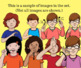 American Sign Language ASL Clip Art - Big Bundle