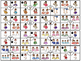 American Sign Language ASL Clip Cards - Nouns