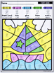 ASL American Sign Language Color by First Grade Sight Words (Year Long)