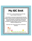 My ABC Book using American Sign Language (ASL)