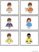 ASL American Sign Language Sight Words Pocket Chart Center - Pre-Primer
