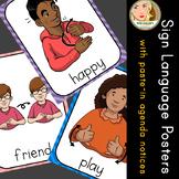 American Sign Language (ASL) - Signs of the Week - Week 1