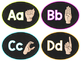 American Sign Language ASL Word Wall Cards - First Grade Sight Words