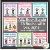 American Sign Language Book Bundle ASL