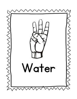 American Sign Language- Classroom Management