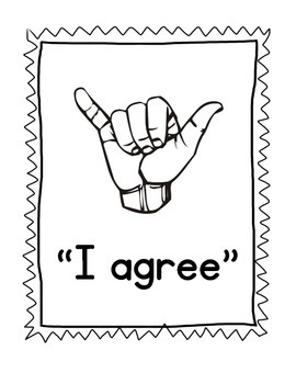 American Sign Language- Classroom Management