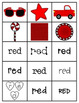 American Sign Language Color Words Stories and Sorts.