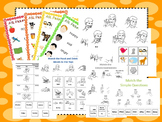 American Sign Language Curriculum Download. Preschool-Kindergarten. Worksheets a