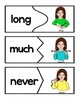 American Sign Language Dolch Sight Word Puzzles 3rd Grade