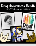 American Sign Language Elementary | Deaf Awareness Month A