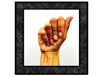 American Sign Language Hand Shape Posters.