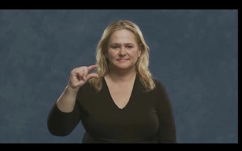 American Sign Language Letter Test