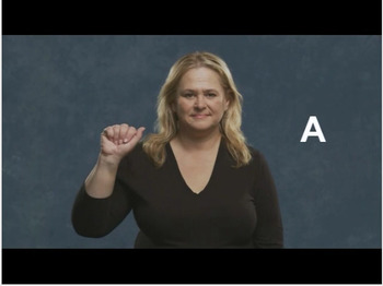 Free American Sign Language Taster Videos
